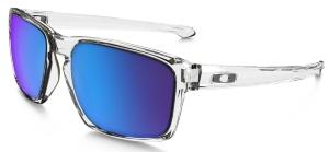 lunette oakley noir verre bleu