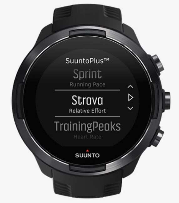 MONTRE SUUNTO 9 BLACK