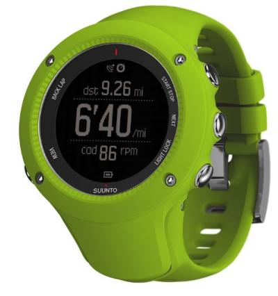 Suunto Ambit3 Run Lime (HR)